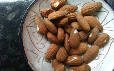 Behind the scenes at Nutty Health Almond Milk