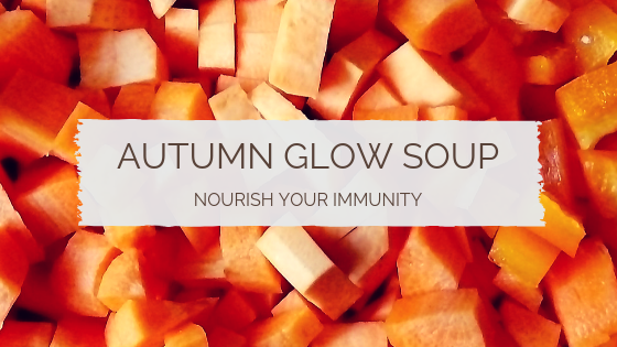 Autumn Glow Soup