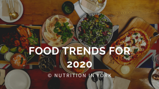 Food Trends for 2020