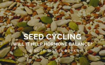 Seed cycling for hormone balance – is it worth it?
