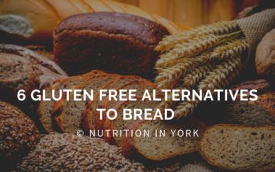 6 Gluten Free Alternatives To Bread